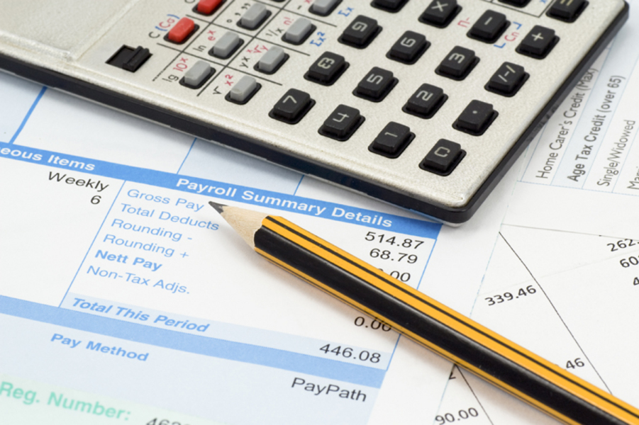 financial accounting. statement,calculations and expenses